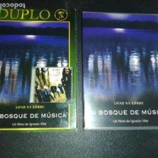 CDs de Música: LUGAR NA LIBRE, HAY UN PARAÍSO + DVD. Lote 155709966