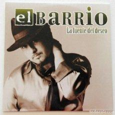 CDs de Música: EL BARRIO 'LA FUENTE DEL DESEO' CD SINGLE PROMO 2000. Lote 155712274