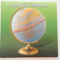 CDs de Música: JOAQUÍN SABINA 'LA CANCIÓN MÁS HERMOSA DEL MUNDO' CD SINGLE PROMO 2002 DÍMELO EN LA CALLE. Lote 155713318