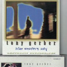 CDs de Música: TONY GERBER ?– BLUE WESTERN SKY (SPACE ROCK, AMBIENT) (CD, LEKTRONIC SOUNDSCAPES 1995). Lote 185672208