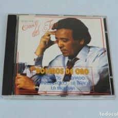 CDs de Música: ELISEO DEL TORO / BOLEROS DE ORO CD. Lote 155749538