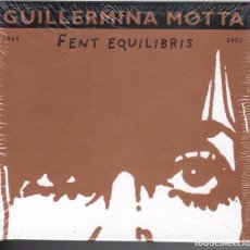 CDs de Música: GUILLERMINA MOTTA: FENT EQUILIBRIS. 5 CDS NUEVO PRECINTADO. Lote 155754826