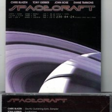 CDs de Música: SPACECRAFT ‎– SPACECRAFT (CD, LEKTRONIC SOUNDSCAPES 1997). Lote 155757422