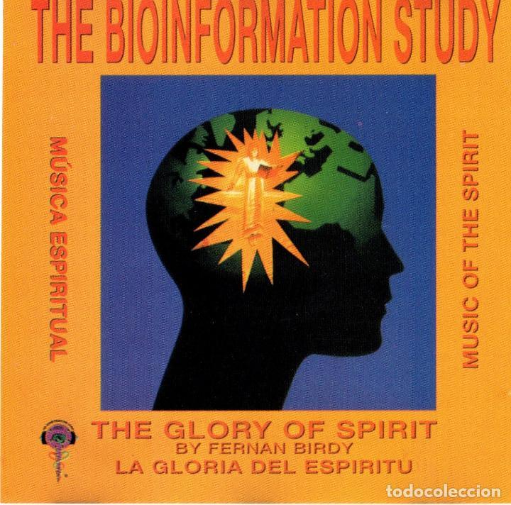 BIOINFORMATION STUDY. LA GLORIA DEL ESPIRITU. FERDINAN BIRDY. CD (Música - CD's New age)