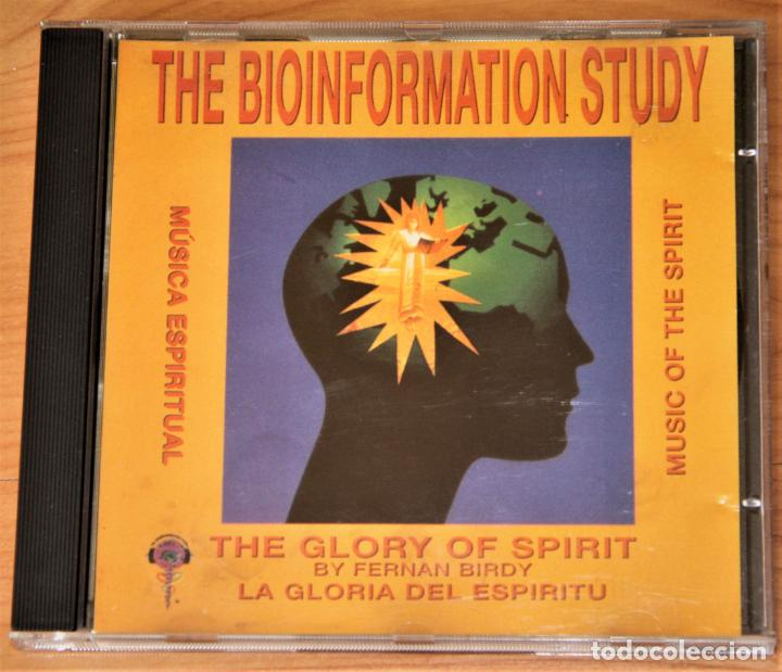 CDs de Música: BIOINFORMATION STUDY. LA GLORIA DEL ESPIRITU. FERDINAN BIRDY. CD - Foto 3 - 155758910