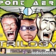 CDs de Música: PONT AERI TRILOGY 3 X CD'S SPAIN 1989 (HARDCORE, TECHNO, MAKINA). Lote 155789938