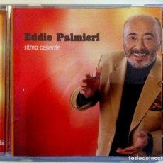 CDs de Música: EDDIE PALMIERI - RITMO CALIENTE - CD - CONCORD PICANTE. Lote 155803206