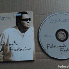 CDs de Música: 1 TRACK PROMO CD TITO NIEVES - FABRICANDO FANTASIAS - BIGMOON SPAIN 2005 VG+. Lote 155803558