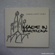 CDs de Música: URBAN NIGHT MUSIC - MADE IN BARCELONA - CD . Lote 155821106