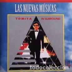CDs de Música: TOMITA - SNOWFLAKES ARE DANCING (CD) LABEL:EDICIONES DEL PRADO CAT#: NM 045 . Lote 155835862