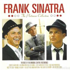 CDs de Música: FRANK SINATRA. THE PLATINUM COLLECTION. 3 CD´S. Lote 155844358