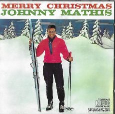 CDs de Música: JOHNNY MATHIS. MERRY CHRISTMAS. CD. Lote 155850146