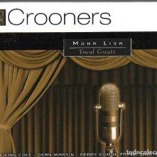 CDs de Música: CROONERS. MONA LISA.VOCAL GREATS. 3 CD´S. Lote 155850362