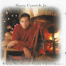 CDs de Música: HARRY CONNICK.WHEN MY HEART FINDS CHRISTMAS. CD. Lote 155852570