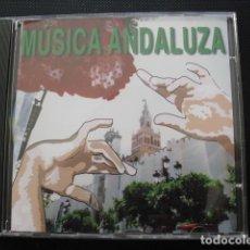 CDs de Música: MUSICA ANDALUZA. CD DISCOS CRIN 1996.. Lote 155854606