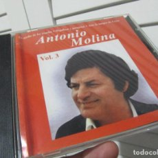 CDs de Música: ANTONIO MOLINA VOL. 3 SPAIN CD DOBLON 1999-RARO. Lote 155868550