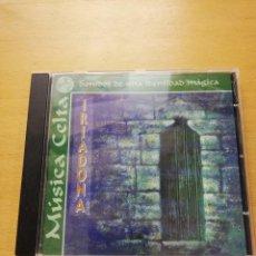 CDs de Música: IRIADONA (MÚSICA CELTA. SONIDOS DE UNA IDENTIDAD MÁGICA) CD. Lote 155870710