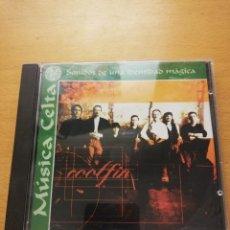 CDs de Música: DONAL LUNNY - COOLFIN (MÚSICA CELTA. SONIDOS DE UNA IDENTIDAD MÁGICA) CD. Lote 155870890
