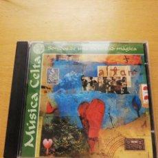 CDs de Música: ALTAN - RUNAWAY SUNDAY (MÚSICA CELTA. SONIDOS DE UNA IDENTIDAD MÁGICA) CD. Lote 155871470