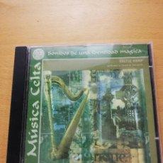 CDs de Música: SAVOURNA STEVENSON - CELTIC HARP (MÚSICA CELTA. SONIDOS DE UNA IDENTIDAD MÁGICA) CD. Lote 155871558