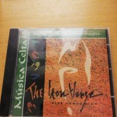 CDs de Música: THE IRON HORSE - FIVE HANDS HIGH (MÚSICA CELTA. SONIDOS DE UNA IDENTIDAD MÁGICA). Lote 155871842
