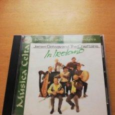 CDs de Música: JAMES GALWAY AND THE CHIEFTAINS - IN IRELAND (MÚSICA CELTA. SONIDOS DE UNA IDENTIDAD MÁGICA) CD. Lote 155871938