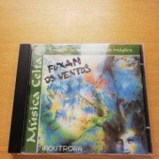 CDs de Música: FUXAN OS VENTOS - NOUTRORA (MÚSICA CELTA. SONIDOS DE UNA IDENTIDAD MÁGICA) CD. Lote 155872150