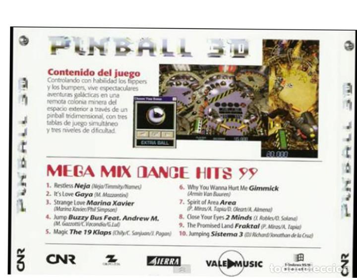 CDs de Música: MEGA MIX DANCE HITS 99 - Foto 2 - 155872834
