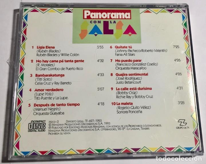 CDs de Música: 2 CAMELA ,MONSOON WEDDING, PANORAMA CON LA SALSA , OCARINA / 5 CDS ORIGINALES. - Foto 3 - 155882918
