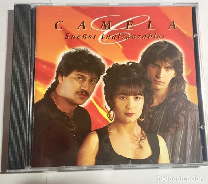 CDs de Música: 2 CAMELA ,MONSOON WEDDING, PANORAMA CON LA SALSA , OCARINA / 5 CDS ORIGINALES. - Foto 4 - 155882918
