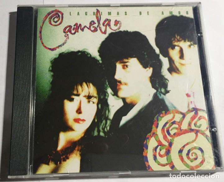 CDs de Música: 2 CAMELA ,MONSOON WEDDING, PANORAMA CON LA SALSA , OCARINA / 5 CDS ORIGINALES. - Foto 7 - 155882918