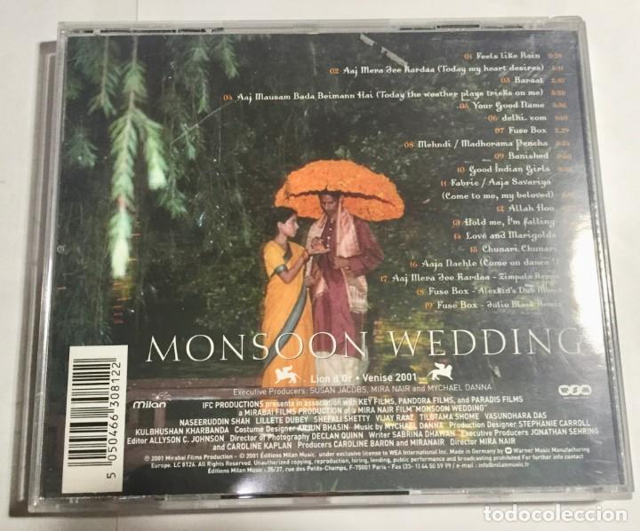 CDs de Música: 2 CAMELA ,MONSOON WEDDING, PANORAMA CON LA SALSA , OCARINA / 5 CDS ORIGINALES. - Foto 12 - 155882918