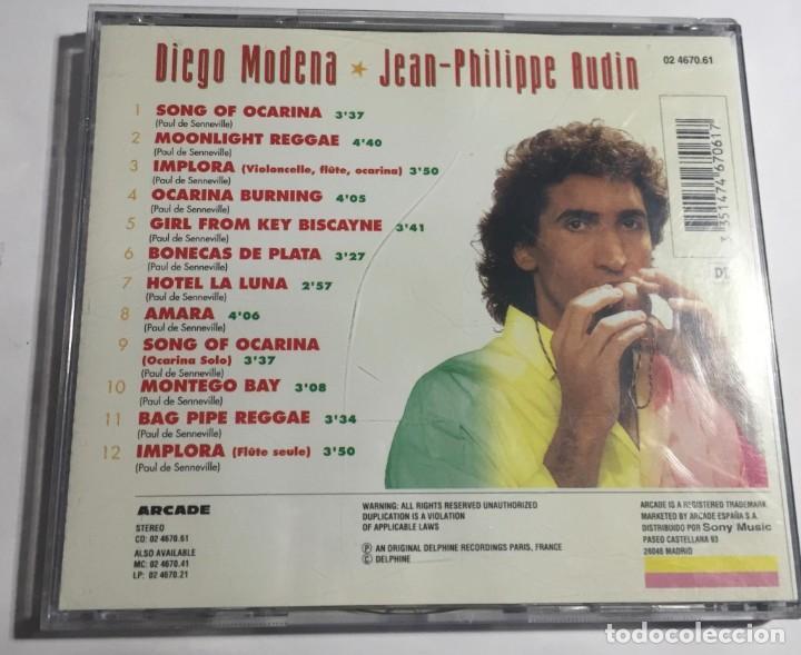 CDs de Música: 2 CAMELA ,MONSOON WEDDING, PANORAMA CON LA SALSA , OCARINA / 5 CDS ORIGINALES. - Foto 15 - 155882918