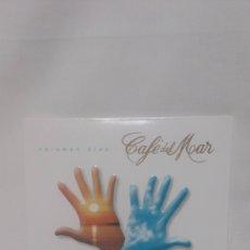 CDs de Música: CAFÉ DEL MAR VOLUMEN 10 COMPILED BY BRUNO. Lote 155888790