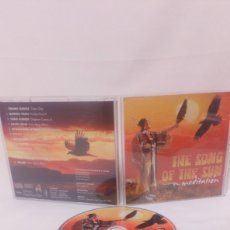 CDs de Música: MEDITATION THE SONG OF THE SUN CD. Lote 155889658