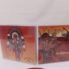 CDs de Música: KALLARY THE BEGINNING CD. Lote 155889918