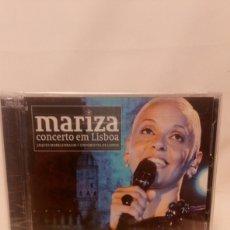 CDs de Música: MARIZA CONCIERTO EN LISBOA EDICIÓN LIMITADA PRECINTADO. Lote 155893401