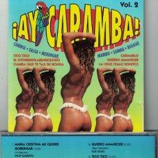 CDs de Música: AY CARAMBA VOL. 2 - VARIOS (CD, DIVUCSA 1994). Lote 155895950