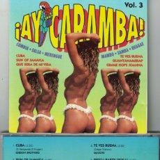 CDs de Música: AY CARAMBA VOL. 3 - VARIOS (CD, DIVUCSA 1994). Lote 155895998