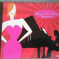 CDs de Música: RIVIERA MIRYAM Y CALDERON. Lote 155897390