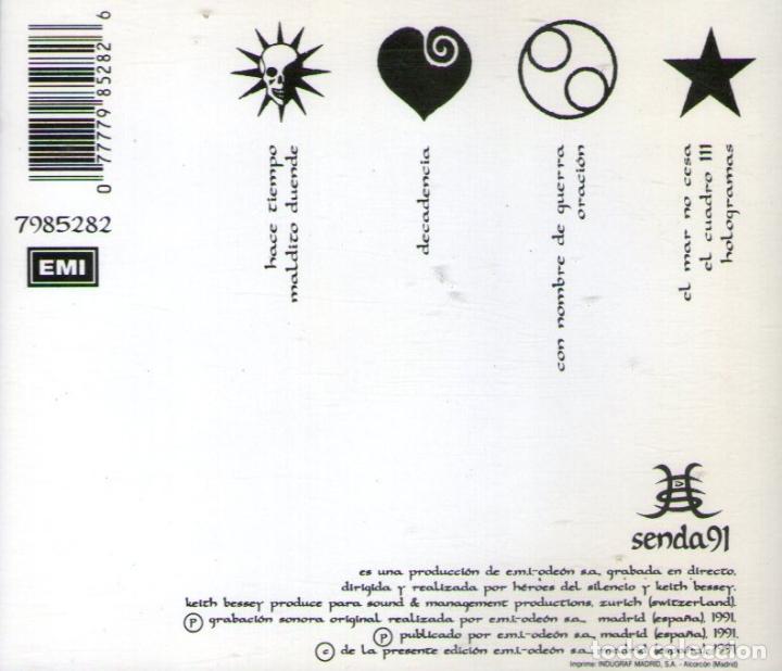 CDs de Música: REVERSO. - Foto 2 - 155907038