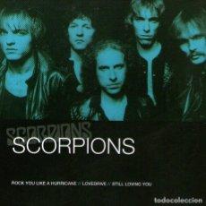 CDs de Música: SCORPIONS - ESSENTIAL - CD ALBUM - 15 TRACKS - EMI 2001. Lote 155908946
