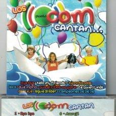 CDs de Música: LOS PUNTO COM - CANTAN (CD, PACIFIC MUSIC 2003). Lote 155915130
