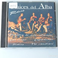 CDs de Música: RAICES DEL ALBA / RAICES CD. Lote 155926386