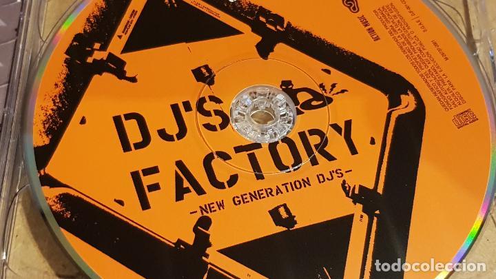 CDs de Música: DJS FACTORY / NEW GENERATION DJS / DOBLE CD-ACTION MUSIC / 37 TEMAS / LUJO. - Foto 3 - 155929194