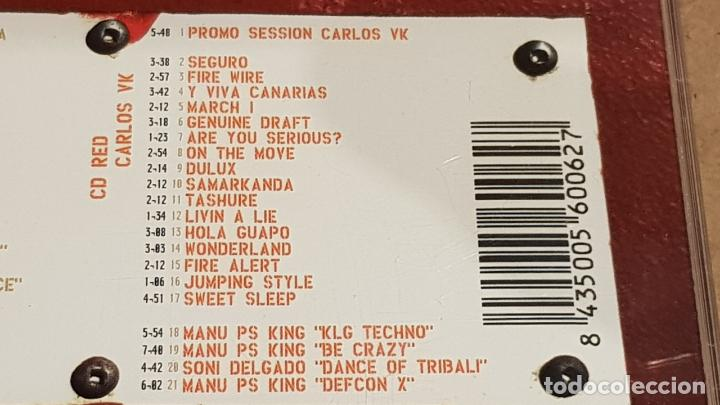 CDs de Música: DJS FACTORY / NEW GENERATION DJS / DOBLE CD-ACTION MUSIC / 37 TEMAS / LUJO. - Foto 6 - 155929194