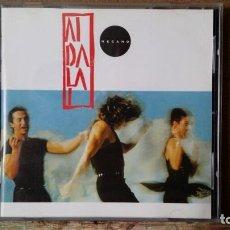 CDs de Música: * MECANO - AIDALAI - ÁLBUM CD 1991 - LEER DESCRIPCIÓN. Lote 155931178