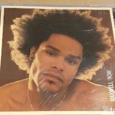 CDs de Música: MAXWELL NOW / MISMO TÍTULO / CD - SONY MUSIC - 2001 / 12 TEMAS / CALIDAD LUJO.. Lote 155952418