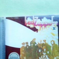CDs de Música: LED ZEPPELIN II CD. Lote 155968557