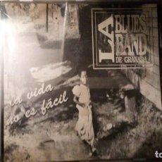 CDs de Música: LA BLUES BAND DE GRANADA - LA VIDA NO ES FÁCIL. Lote 155973954